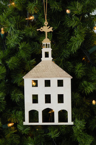 Architectural Christmas Ornament