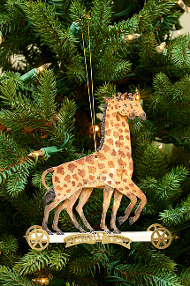Toys & Folk Art For The Tree