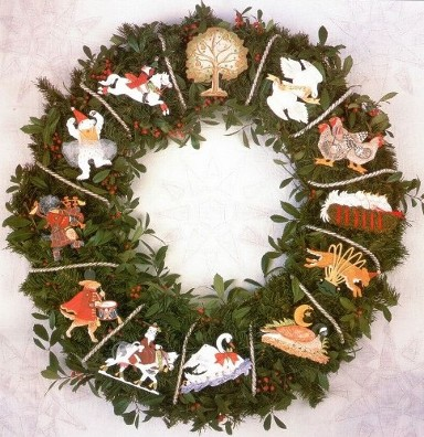 see Ornaments of the Twelve Days of Christmas
