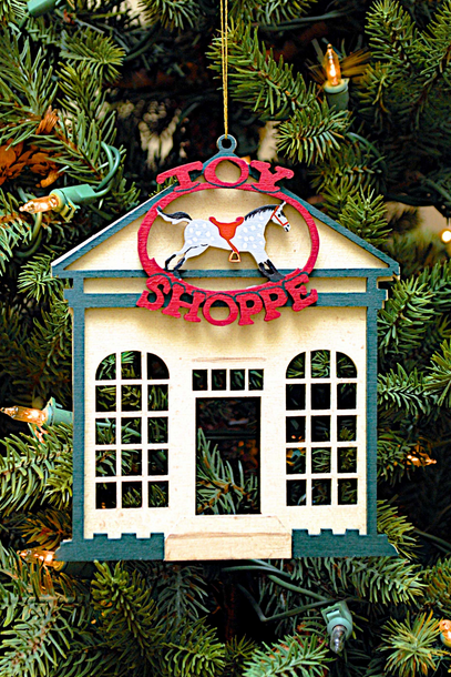 Toy Shoppe Ornament