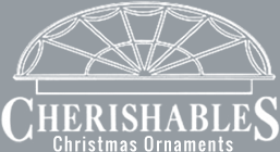 Cherishables Christmas Ornaments, Logo